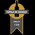 20143º lugar no Ranking da Cúpula da Cachaça.