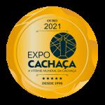 2021Medalha de Ouro 10º Concurso Anual e Nacional da Cachaça, Bebidas Mistas e Outros Destilados Produzidos no Brasil da Expocachaça.